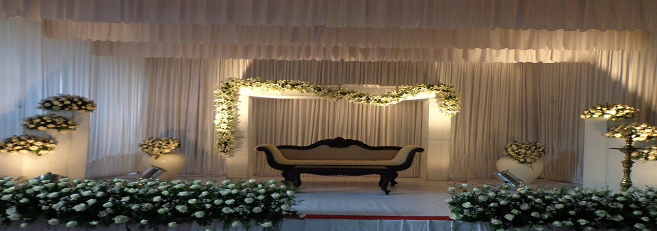 Stage Decoration Kottayam : Best stage decoration in kottayam