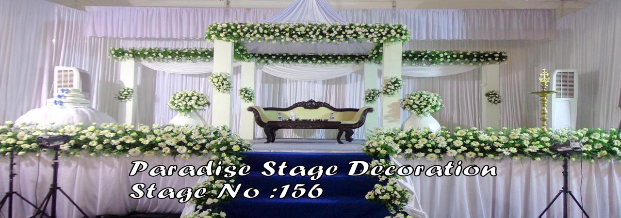 Best Stage Decoration In Kottayam