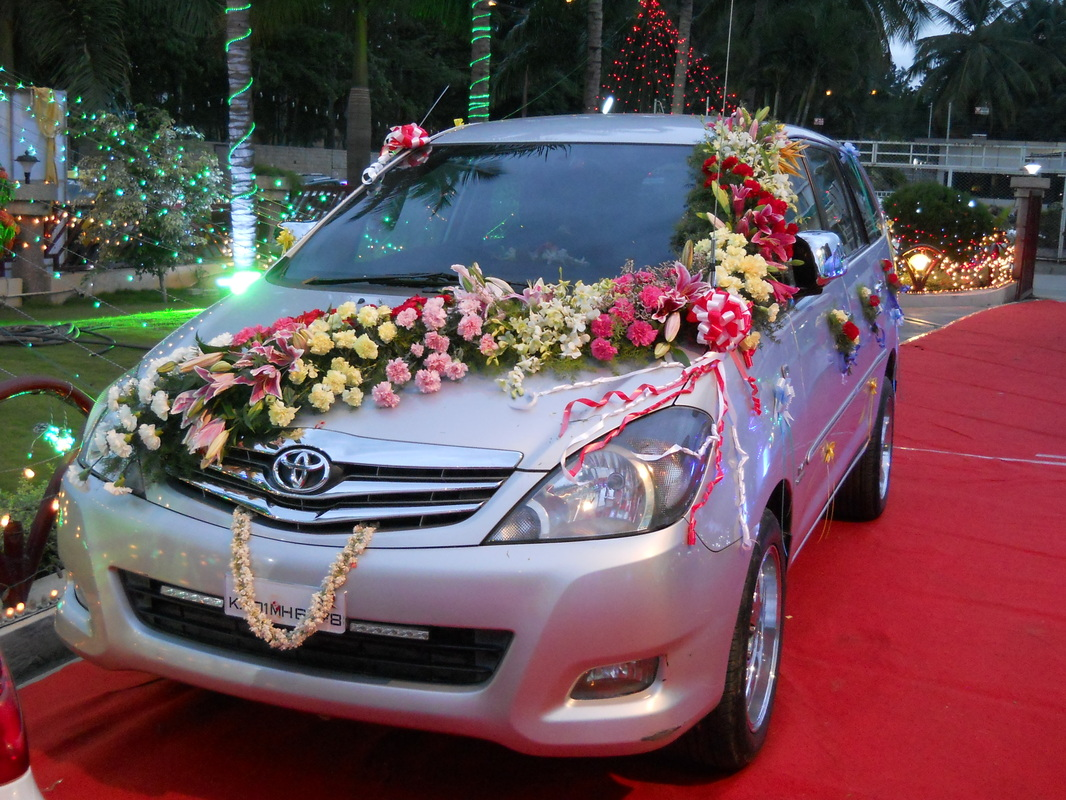 Best stage decoration in kottayam for Automobile decoration