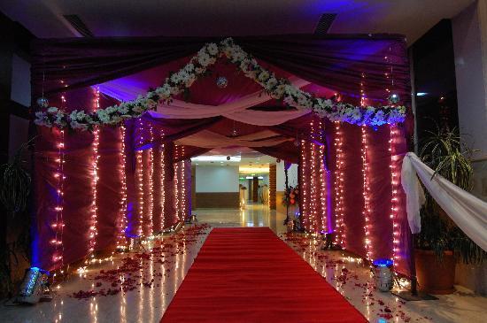 Passage Decoration  Best Stage Decoration In Kottayam. Decoration Pics
